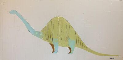 Trevor Mikula, 'Brontosaurus', 2019