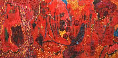 Pacita Abad, 'Liquid experience', 1985