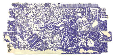 RODRIGO MABUNDA, 'Exposição 1834', 2018