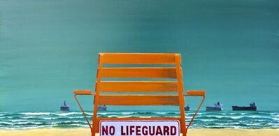 JG Freedman, 'No Lifeguard', 2018
