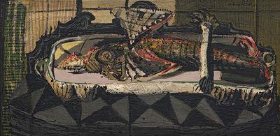 Christo Coetzee, 'Harlequin Fish'
