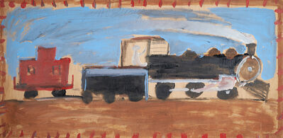 Jimmy Lee Sudduth, 'Train'