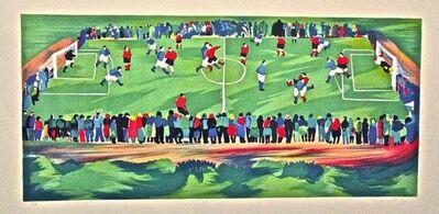 Giovanni Omiccioli, 'Soccer Pitch ', 1973