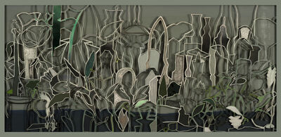 Liliana Duering, 'Ciudades y Jardines', NA