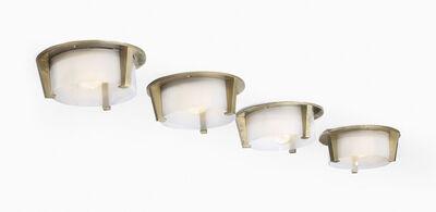 Jacques Quinet, 'A Set of Four Ceiling Lights, model no. 2105', circa 1971