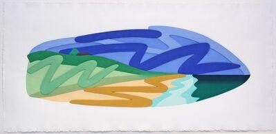 Tom Wesselmann, 'Seascape', 1998