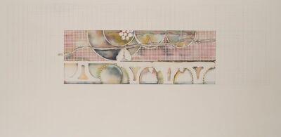 sonya rapoport, 'Beginning', 1974