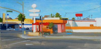 Taylor Montague, 'Street Corner Study #2', 2015