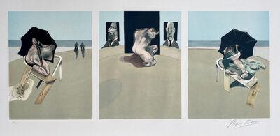 Francis Bacon, 'Metropolitan triptych', 1981