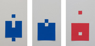 Mauro Piva, 'Post-itesquema (Wyllis)', 2015
