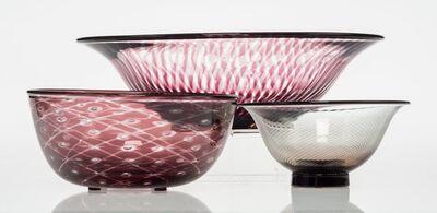 Edward Hald, 'Three Graal Bowls'