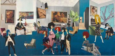 Jackie Fuchs, 'Fashion School Reunion l'