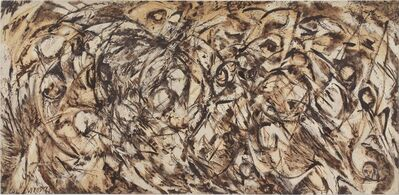 Lee Krasner, 'The Eye is the First Circle', 1960