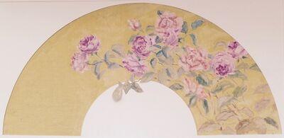 Henri-Charles Guérard, 'L'Eventail des Roses', 1895
