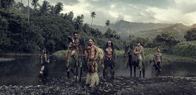 Jimmy Nelson, 'Vaioa River, Atuona, Hiva, Oa', 2016