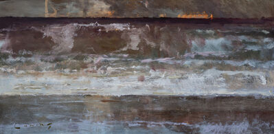 Fred Cuming, 'Dawn Sea', 2017