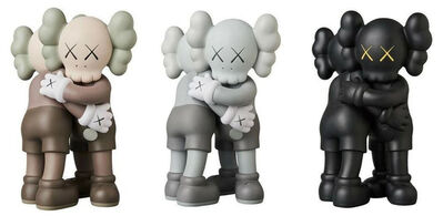 KAWS, 'Together (Brown, Black & Grey)', 2018