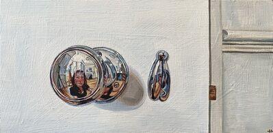 Heather Horton, 'Self Portrait, London Studio', 2020