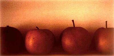 Naomi Weissman, 'Chinese Apples (Still Life)', 1980s / 1986