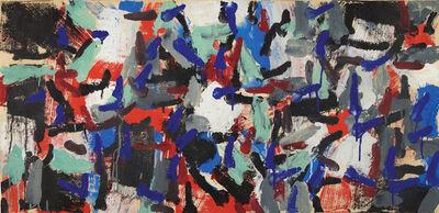 Jean-Paul Riopelle, 'Sans titre', 1956