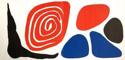 Alexander Calder, 'Original lithograph', 1972