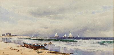 Alfred Thompson Bricher, 'Monmouth Beach'