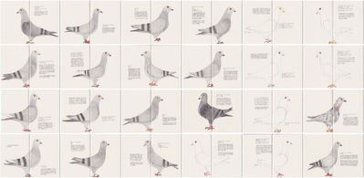 Lee Lichung, 'Pigeon', 2016