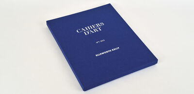 Ellsworth Kelly, 'Limited Edition of Cahiers d'Art n°1, 2012', 2012