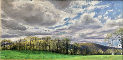 Eric Forstmann, 'Upper Pasture, Clark', 2021