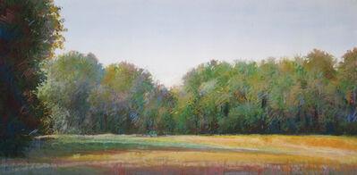 Elissa Gore, 'Morning Field 1 (diptych)', 2010