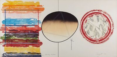 James Rosenquist, 'Strawberry Sunglasses', 1974
