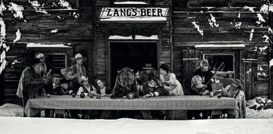 David Yarrow, 'The Last Supper', 2017