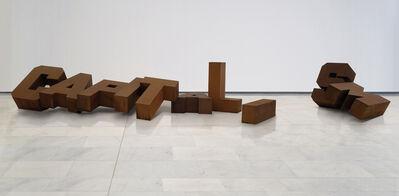 Andrei Molodkin, 'Fallen Capitalism', 2015