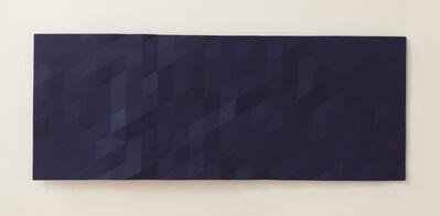 Rupert Deese, 'Merced / 1 (dark blue)', 2014