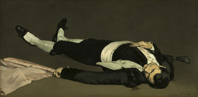 Édouard Manet, 'The Dead Toreador', 1864