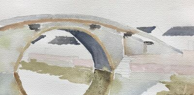 Javier Arizmendi, 'Bridge at Zhouzhang, China ', 2008