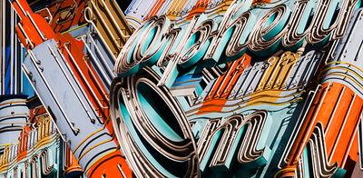 Jenny Okun, 'Downtown LA Orpheum', 2014