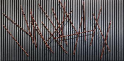 Daniel SAMPER, 'Orange Rods', 2017