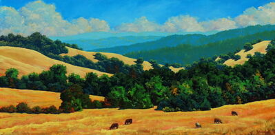 Steven Guy Bilodeau, 'Nicasio Hills', 2012