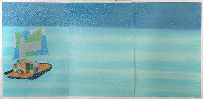 Tom Hammick, 'Raft', 2012