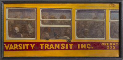 William Waithe, 'Varsity Transit', 1980