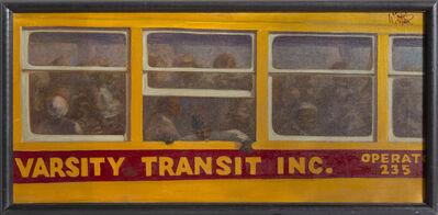 William Waithe, 'Varsity Transit', 1980