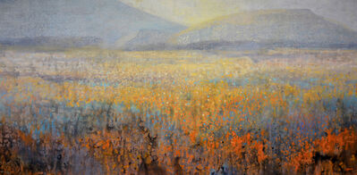 Diana Rae Zasadny, 'Waterton, Misty Morning', 2020