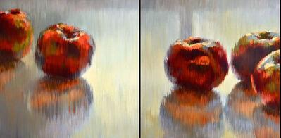 Jill Hackney, 'APPLES diptych', ca. 2015