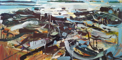 Jon Imber, 'Low Tide', 2012