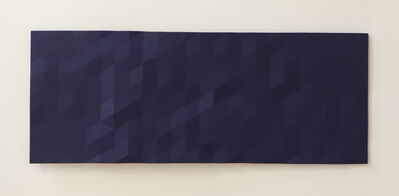 Rupert Deese, 'Merced / 1 (dark blue)', 2014