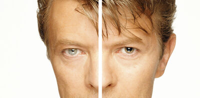 Terry O'Neill, 'David Bowie Eyes', 1992