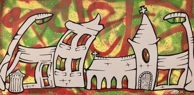 Chris Pegg, 'Street Art Graffiti ', 2011