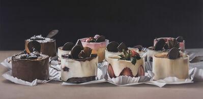Ben Schonzeit, 'Mousse Cake', 2013