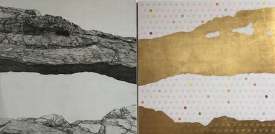 Kiki Gaffney, 'Polka Dot Arch', 2017